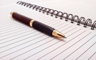 Расписка в получении алиментов на ребенка: образец, как правильно написать для суда и других случаев