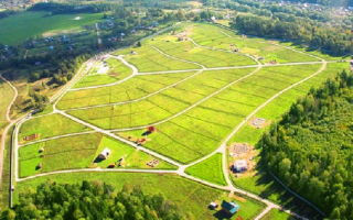 Минимальный и максимальный размер земельного участка под ИЖС и при разделе