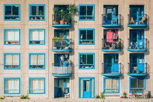 Регистрация в апартаментах.