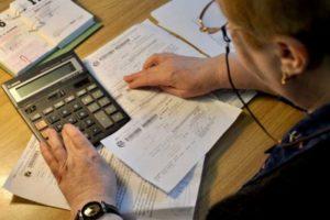 Неправильное начисление коммунальных платежей